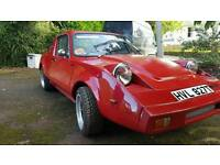 Mccoy coupe 1275 gt mini classic kit car