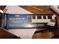 KORG nano slimline USB keyboard