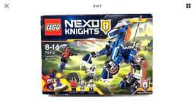 LEGO 70312 Nexo Knights Lance's Mecha Horse Playset - Brand new