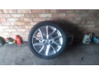 FOR SALE BRAND NEW MAZDA WHEEL AND ALLOY