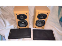 Jamo cornet 145 bookshelf speakers