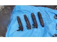 Renault Master Injectors