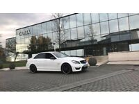Mercedes C63 Performance Pack available At Bhp Enterprise