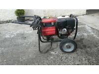 Honda GX 340 Generator/Welder