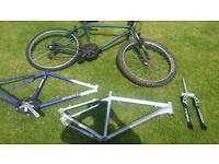 Mountain bike parts spares repairs