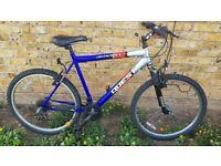 "Mens Quest 26"" Wheel Mountain Bike"