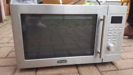 De Longhi Combi Oven - Microwave/Oven/Grill combined