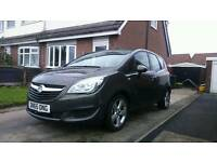 15 65 VAUXHALL MERIVA EXCLUSIV 1.4 16V DAMAGED UNRECORDED REPAIRABLE SALVAGE