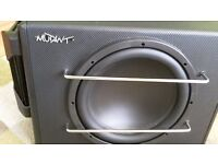 MUTANT SUBWOOFER AND AMP