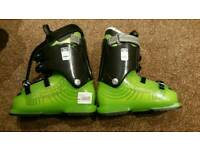 Ski Boots Nordica Patron Team (Junior size 2) Brand New