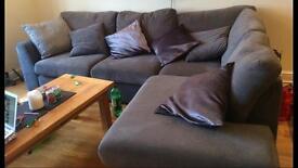 DFS Eleanor corner sofa