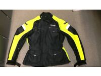 Spada Dyno II Waterproof Motorcycle Jacket - Size L