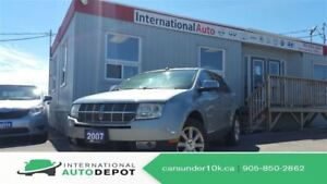 2007 Lincoln MKX AWD | LEATHER | HTD SEATS