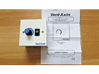 VENT AXIA SAC5 CEILING FAN CONTROLLER - FORWARD, REVERSE, VARIABLE SPEED.