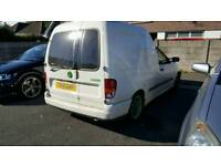 Vw caddy breaking all parts available