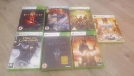Xbox 360 7 games