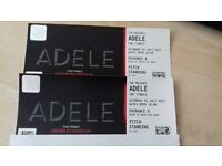 2 x Adele Tickets the Finale for sale WembleyPitch standing Saturday 1st July 2017