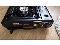 Halfords Portable Gas Stove for Camping