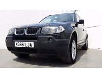 2006 | BMW X3 2.0d SE | REDUCED | FRONT & REAR PARKING SENSORS | SERVICE HISTORY | MOT | HPI Clear