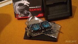 MSI Radeon R9 290X 4GB Video Card