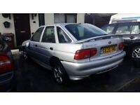 Ford ESCORT GTi 1.8 1998 Breaking for parts