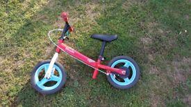 Balance bike BTWIN