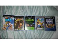 Play station 2 games: 19 games