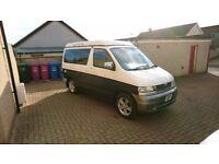 Mazda Bongo Auto Free Top Campervan in Excellent Condition. 1997 2.5 Turbo Diesel AWD