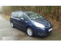 Citroen C4 Grand Picasso 1.6 HDI VTR +plus 7 Seater QUICK SALE!