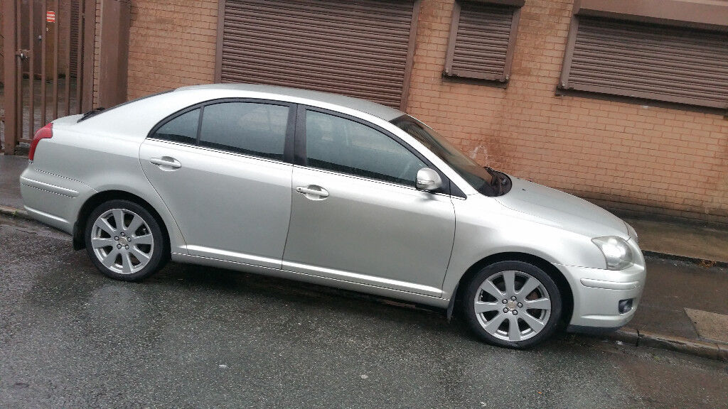 07 TOYOTA avensis DIESEL ,perfect drive ((VERY CHEAP))