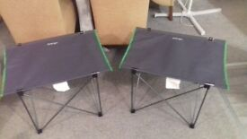 X2 vango micro lite tables