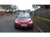 ford focus 1.6 ghia automatic