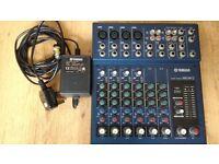 Yamaha MG10/2 Stereo Mixer ***** MINT CONDITION*****