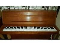 Mahler upright Piano