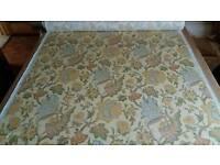 Nouveaux Persian Garden Fabric. 100% cotton. £2.50 per metre
