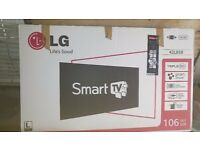 42 LG Smart LCD TV for sale!