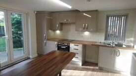 1 Bedroom Executive Ground Floor Apartment Available Now