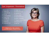 URGENT HELP -LAW / LEGAL - ESSAY ASSIGNMENT COURSEWORK CASE STUDY DISSERTATION –WRITING / TUTOR HELP