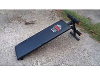 York 250 Decline Incline Sit Up Situp Bench