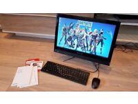 "Lenovo 22"" Full HD 1080p Desktop PC/ Core i3-4010U/ 1TB Hard drive/ 8GB Memory/ DVD-Drive/ Wi-Fi"
