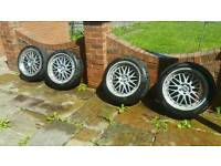 "19"" BBS wheels"