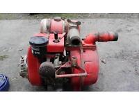 "Johnson 2""water pump"