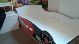 CARS Bed for Boys (excellent condition)