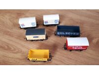 Hornby Railways collection of 9 wagons