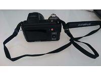 olympus SP-600UZ camera 12MP optical zoom15x DEFECTIVE FOCUS and LED SCREEN