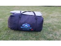 Sunncamp Shadow 800 8 Person Tent.