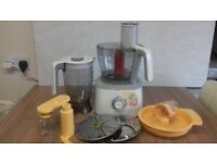 Philips HR 7772 food processor