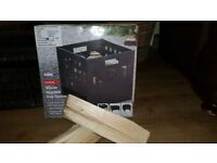 Outdoor log burner - brand new x2