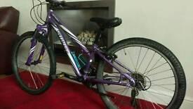 """Specialized Hotrock Girls 24"""" Mountain Bike"""