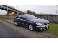 RARE 2.2 DIESEL LIMO/FAMILY CAR A1 CONDITION PEUGEOT 607 EXECUTIVE